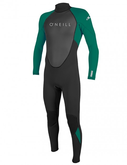 O'Neill Boys Reactor II 3/2mm wetsuit 2018 - Black/Reef