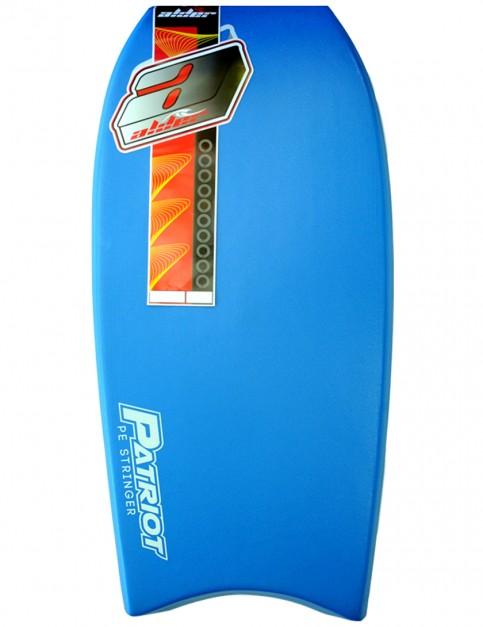 Alder Patriot Bodyboard 44 inch - Dark Blue