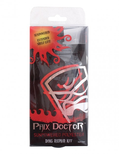 Phix Doctor SunPowered Polyester Surfboard Repair Kit (Large)