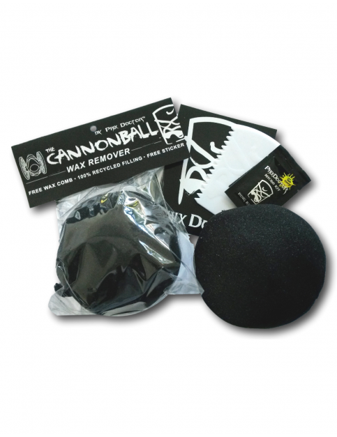 Phix Doctor Cannon Ball Wax Remover - Black