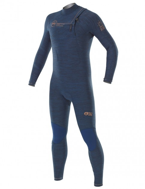 Picture Equation Chest Zip 3/2mm wetsuit 2018 - Dark Blue
