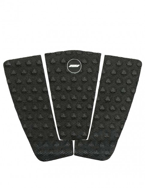 Pro-Lite Wide Ride Surfboard Tail Pad - Black