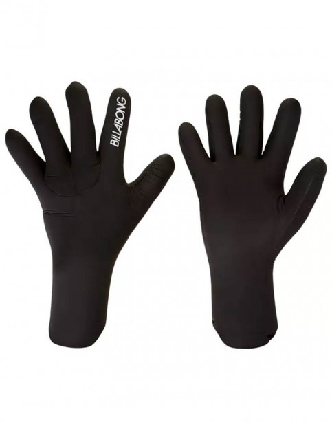 Billabong Foil 2mm Wetsuit Gloves - Black
