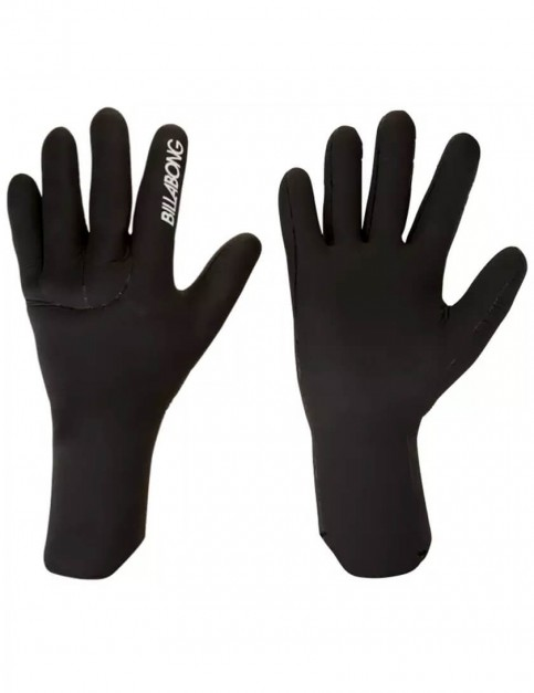 Billabong Foil 4mm Wetsuit Gloves - Black