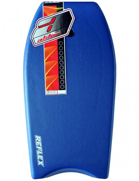 Alder Reflex Bodyboard 42 inch - Blue/Red Hex