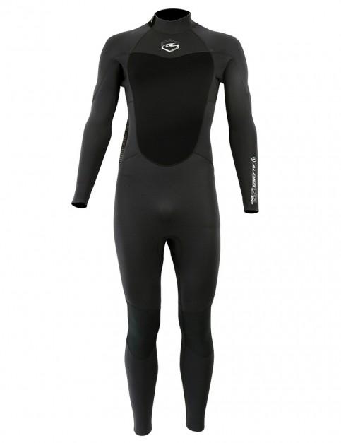 Alder Reflex Back Zip 5/4/3mm Wetsuit 2018 - Graphite