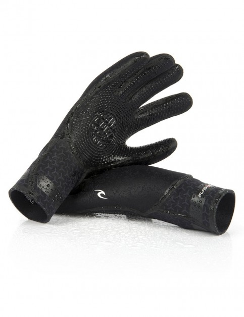 Rip Curl Flash Bomb 3/2mm wetsuit gloves 2019 - Black