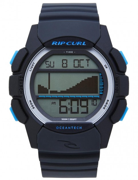 Rip Curl Drifter Tide surf watch - Charcoal
