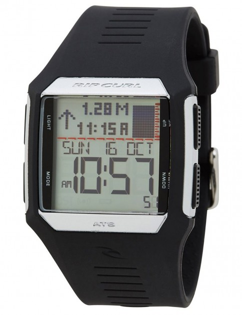 Rip Curl Rifles Tide surf watch - Silver