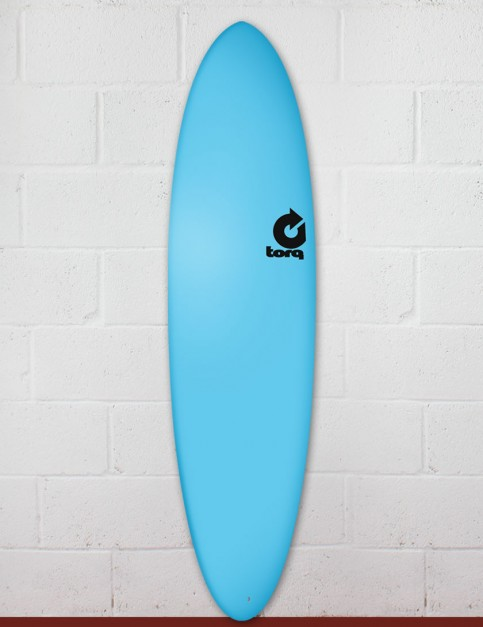 Torq Fun Soft & Hard surfboard 6ft 8 - Blue