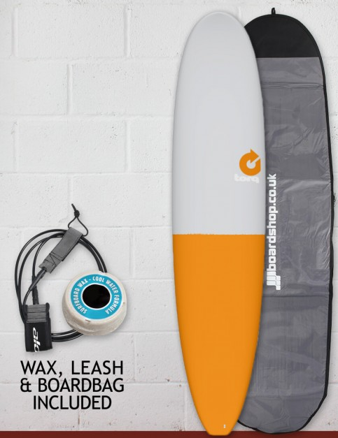 Torq Long Surfboard Package 8ft 6 - Fifty Fifty