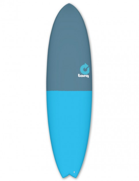 Torq Mod Fish surfboard 7ft 2 - Fifty Fifty