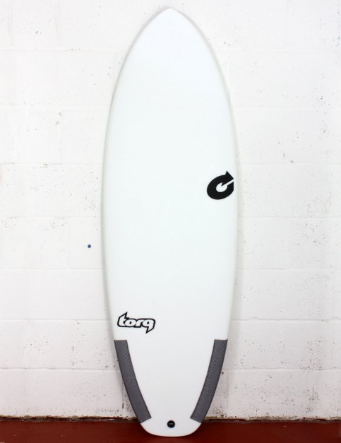 Torq Tec Summer 5 surfboard 5ft 10 - White