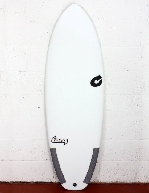 Torq Tec Summer 5 surfboard 6ft 2 - White
