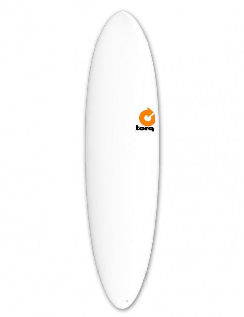 Torq Mod Fun Mini Mal Surfboard 7ft 2 - White