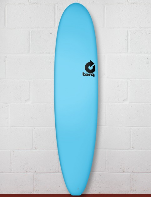 Torq Long Soft & Hard surfboard 8ft - Blue