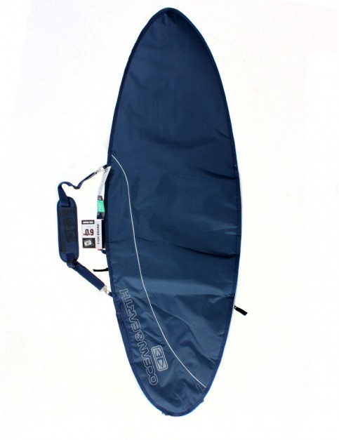 Ocean & Earth Aircon Fish 5mm Surfboard Bag 6ft 8 - Navy