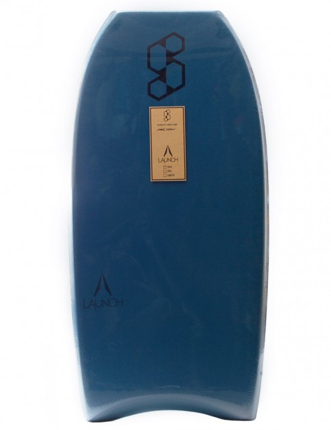 Science Launch Tech Crescent Bodyboard 42 inch - Teal Blue