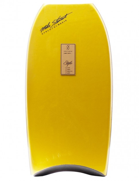 Science Style Classic Bodyboard 42 inch - Yellow