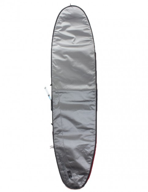 Ocean & Earth New Compact Day Longboard surfboard bag 5mm 9ft 6 - Surf Silver