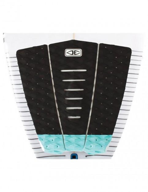 Ocean & Earth Simple Jack Surfboard Tail Pad - Black/Mint