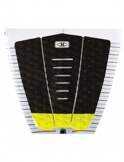 Ocean & Earth Simple Jack Surfboard Tail Pad - Black/Lime