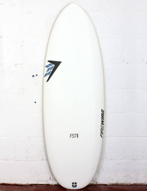 Firewire FST Sweet Potato surfboard 5ft 10 FCS II - White