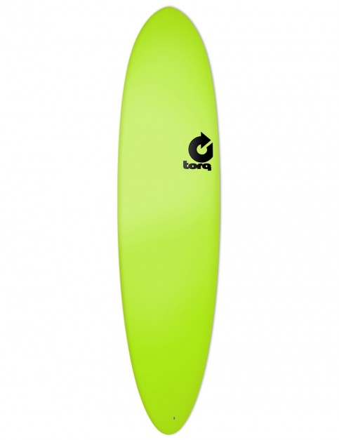 Torq Fun Soft & Hard surfboard 7ft 6 - Green