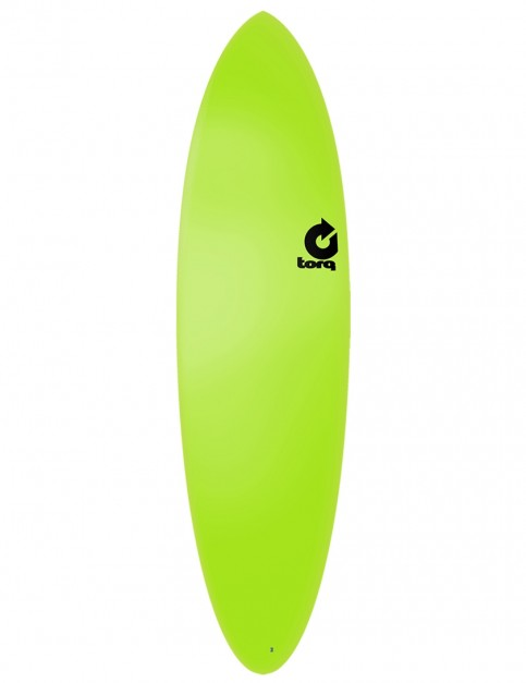 Torq Fun Soft & Hard surfboard 6ft 8 - Green