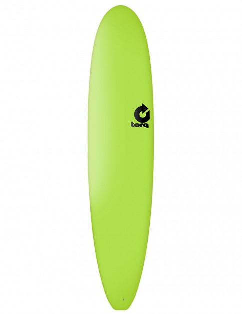 Torq Long Soft & Hard surfboard 8ft 6 - Green