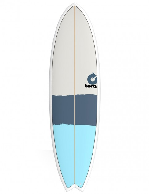 Torq Mod Fish surfboard 6ft 3 - New Classic