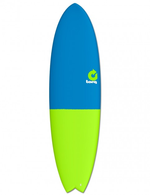 Torq Mod Fish surfboard 6ft 6 - Fifty Fifty