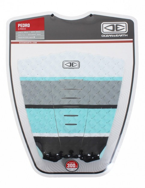 Ocean & Earth Pedro Surfboard Tail Pad - Mint