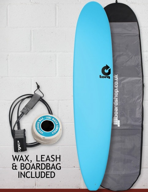Torq Long Soft & Hard surfboard package 9ft - Blue