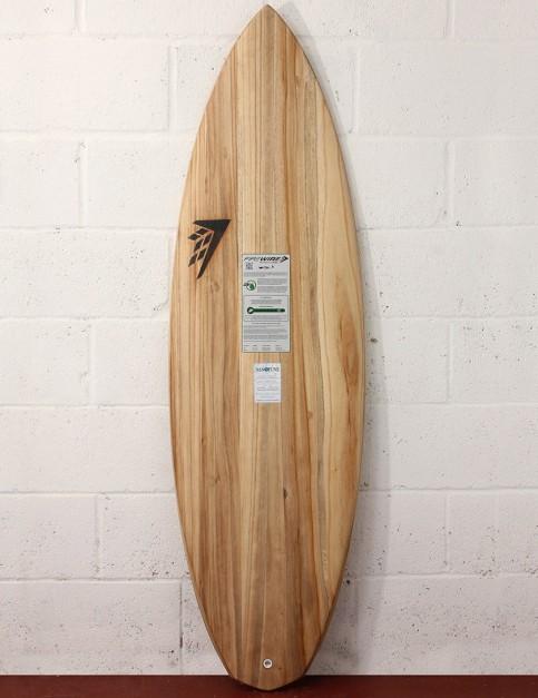 Firewire Timbertek Spitfire Surfboard 5ft 6 FCS II - Natural Wood