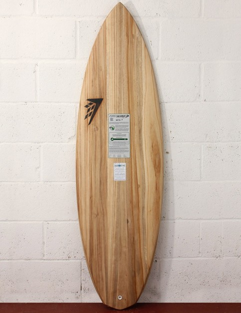 Firewire Timbertek Spitfire Surfboard 6ft 10 FCS II - Natural Wood