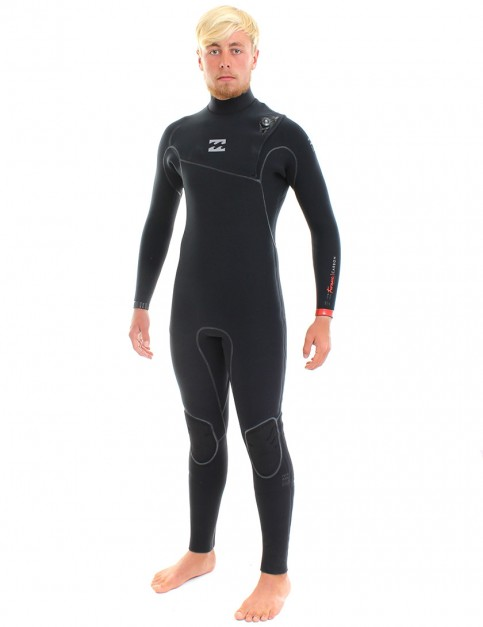 Billabong Furnace Carbon 5/4mm Wetsuit 2016 - Black