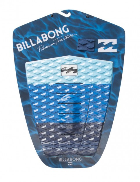 Billabong Tri Bong surfboard tail pad - Blue