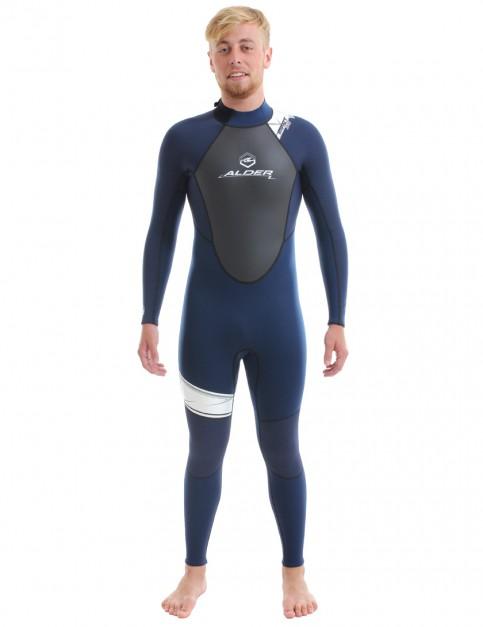 Alder Impact 50 3/2mm wetsuit 2017 - Blue