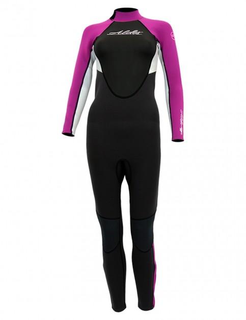 Alder Impact Girls 3/2mm wetsuit 2017 - Violet