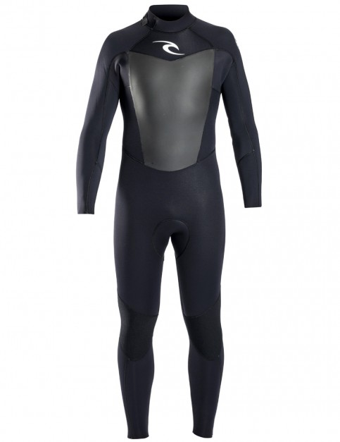 Rip Curl Omega 5/3mm Wetsuit 2017 - Black