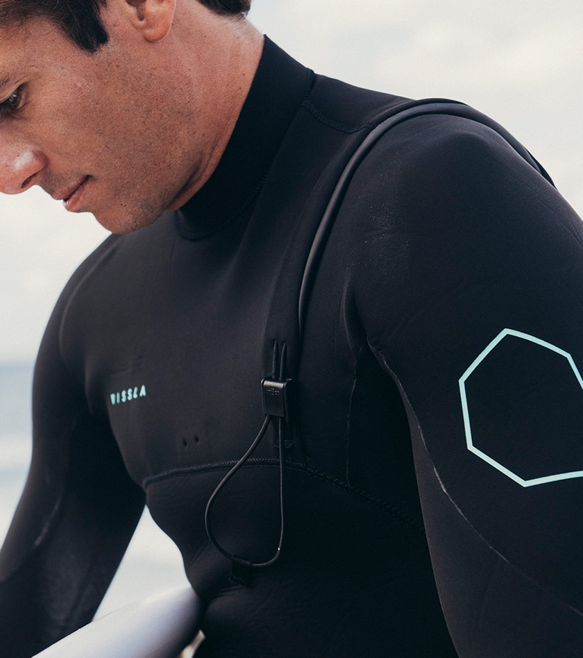The High Seas wetsuit collection breakdown