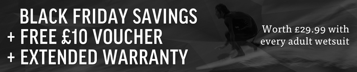 Black Friday Extended Warranty + Gift Voucher