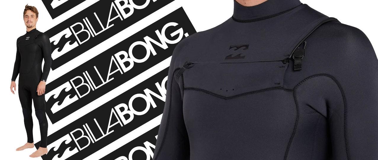 Billabong Furnace Absolute Comp / Absolute Comp Wetsuit