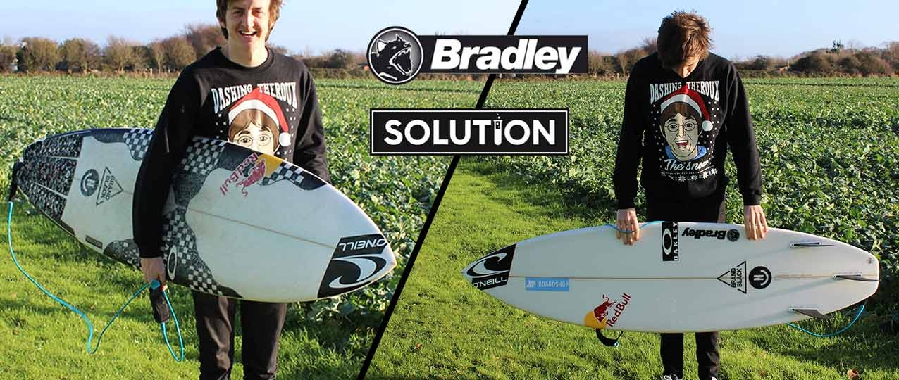 Bradley Solution Surfboard