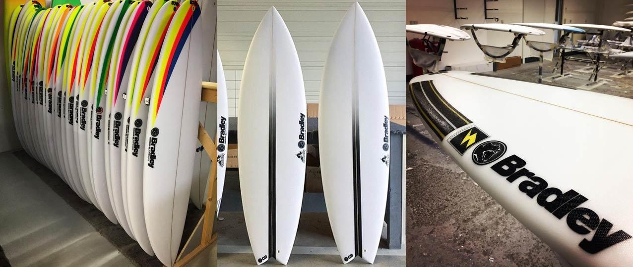 Bradley Surfboards Sale