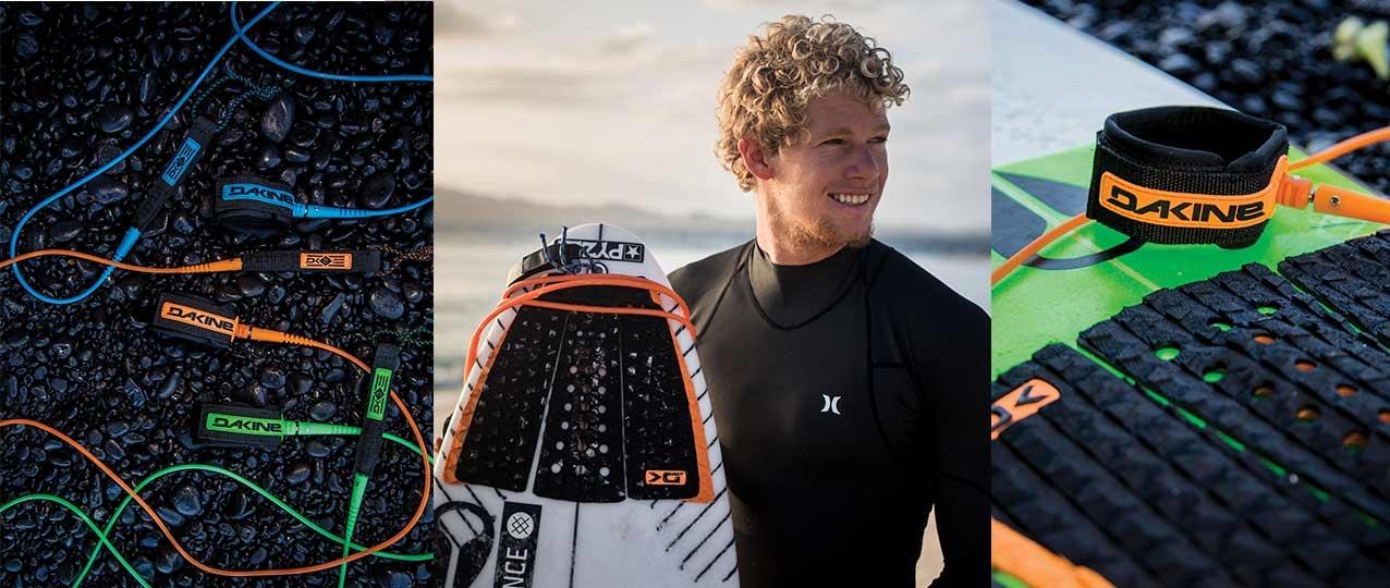 DaKine John John Florence Kainui Surfboard Leash