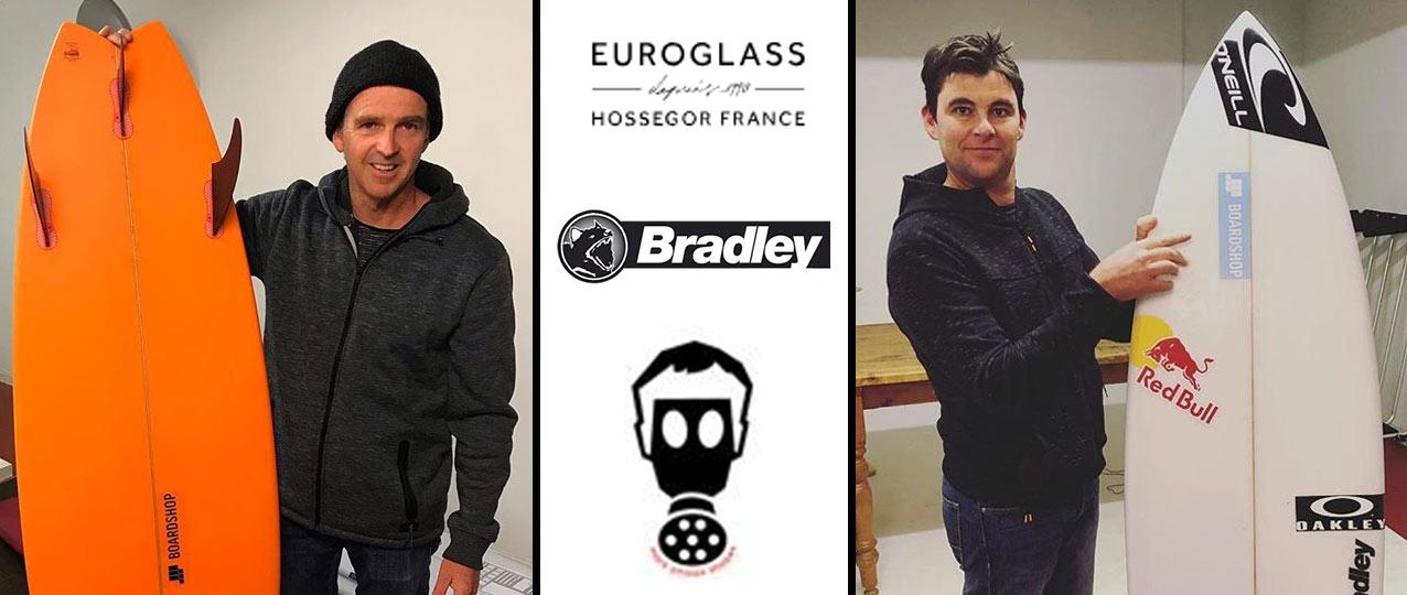 Euroglass Surfboards