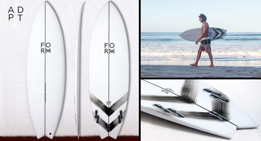 Form ADPT Surfboard