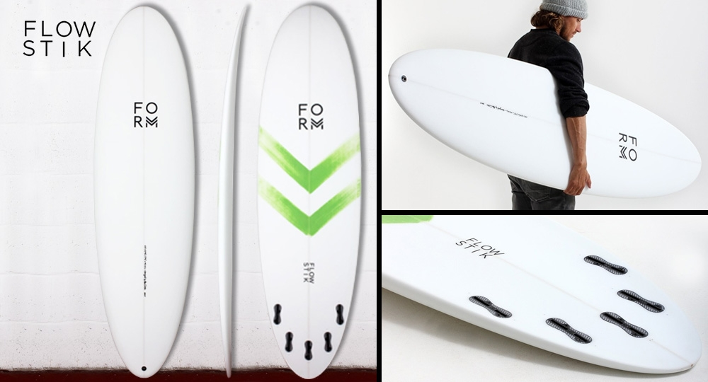 Form Flow Stik Surfboard